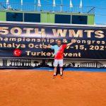 Doktorlar Arası Elit Tenis Turnuvası Antalya Yapıldı